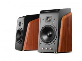 大屏幕超薄电视的伴音利器,惠威M300有源音箱